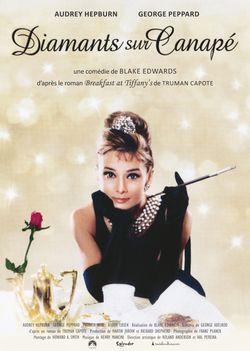 Affiche Diamants sur Canapé de Blake Edwards (1961)