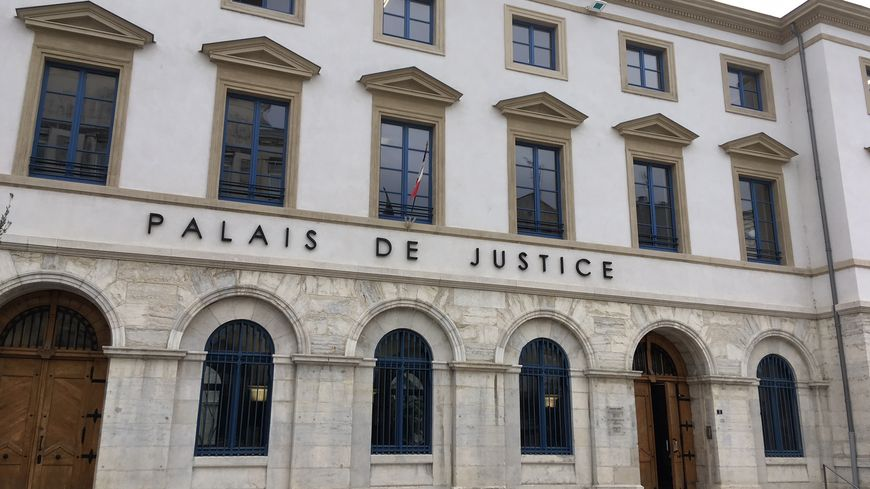 Palais de justice de Valence, dans la Drôme.