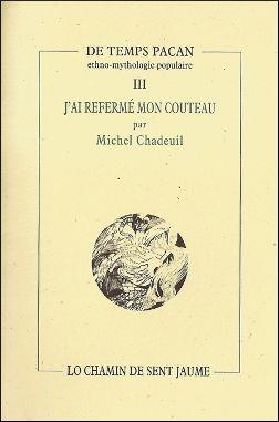 livre Chadeuil