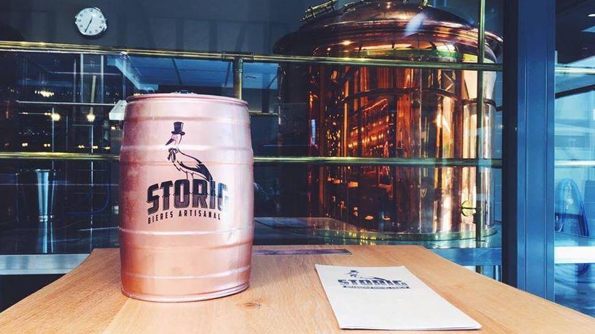 la Storig : bieres artisanales à Schiltigheim