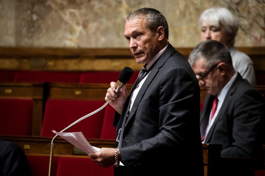 Jean-Michel Fauvergue a été élu député sous l'étiquette La république en marche en juin 2017