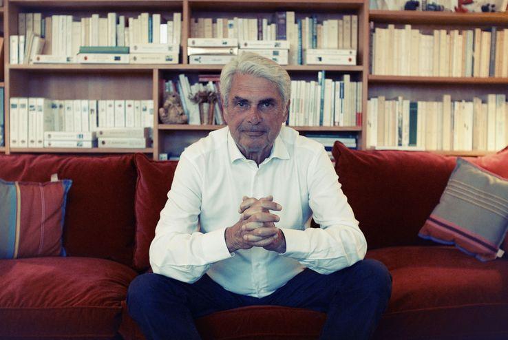 Jean-Claude Lattès en 2012