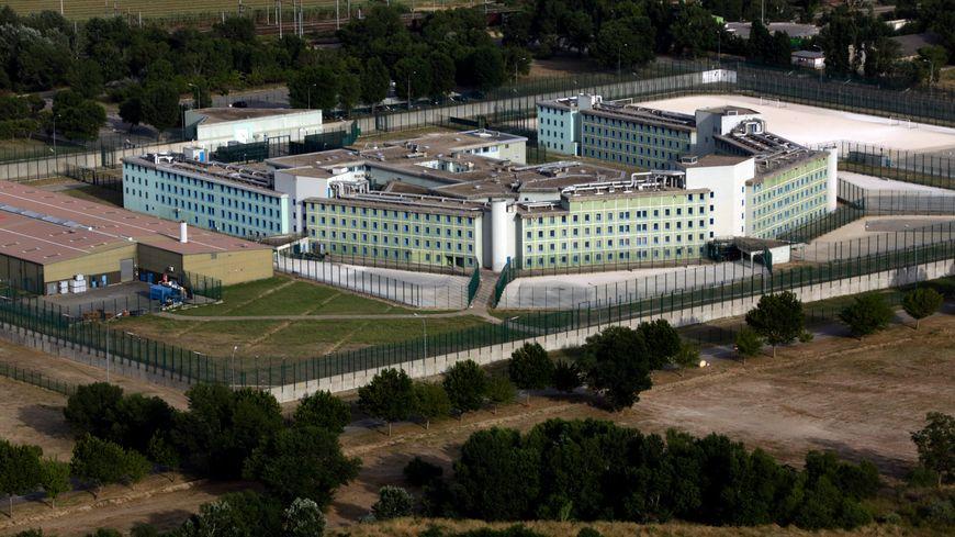 La prison de Tarascon
