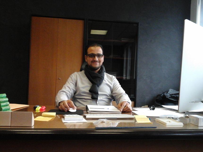 Mustapha Lamrabet, horloger made in et chantre du corporate, a fait un vrai choix de vie... et le résultat lui donne raison!