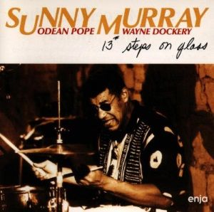 CD Sunny Murray 13 steps on glass ENJA