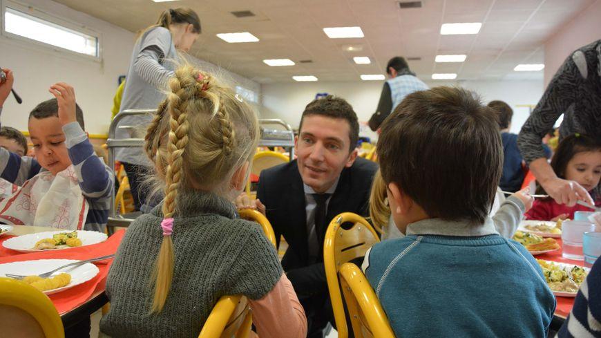 Julien Sanchez, maire FN de Beaucaire.