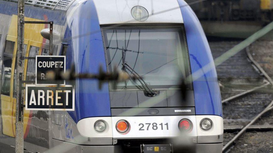 La victime s'est jetée sous le train à 200-300 mètres de la gare