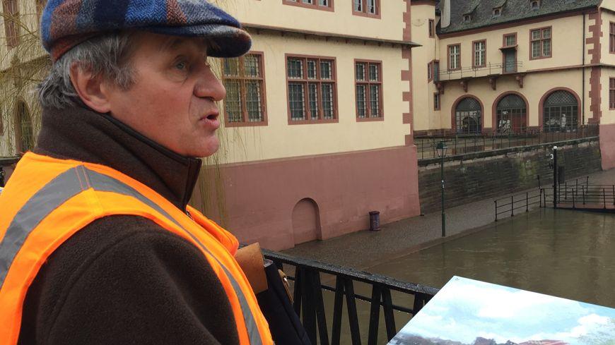 Jean-Luc Marchal conduit le projet.