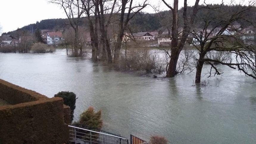 A Doubs, le 5 janvier.