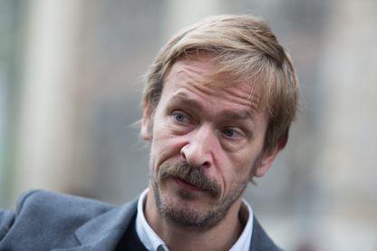 Eric Ruf, acteur et metteur en scène, est depuis 2014 l'administrateur général de la Comédie Française