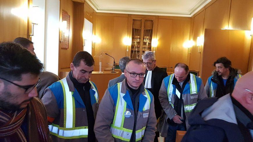 Les salariés de GMS et leur avocat Jean-Louis Borie avaient plaidé leur cause jeudi dernier à Limoges