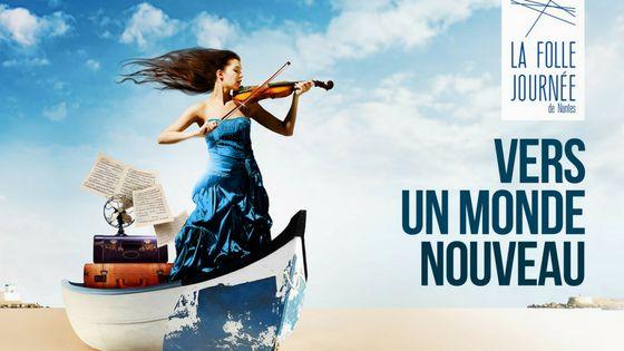 La Folle Journée de Nantes - du 31 janvier au 4 février 2018