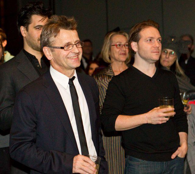 Mikhaïl Barychnikov en 2010 (à gauche)