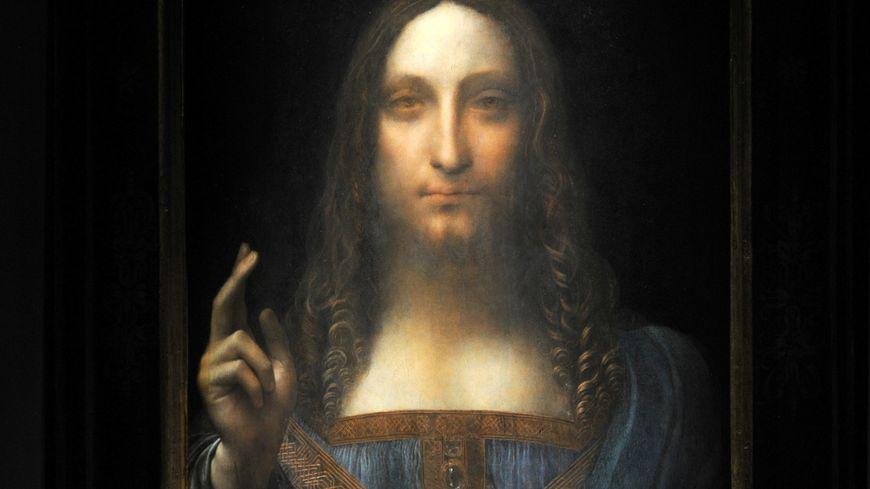 Salvator Mundi de De Vinci