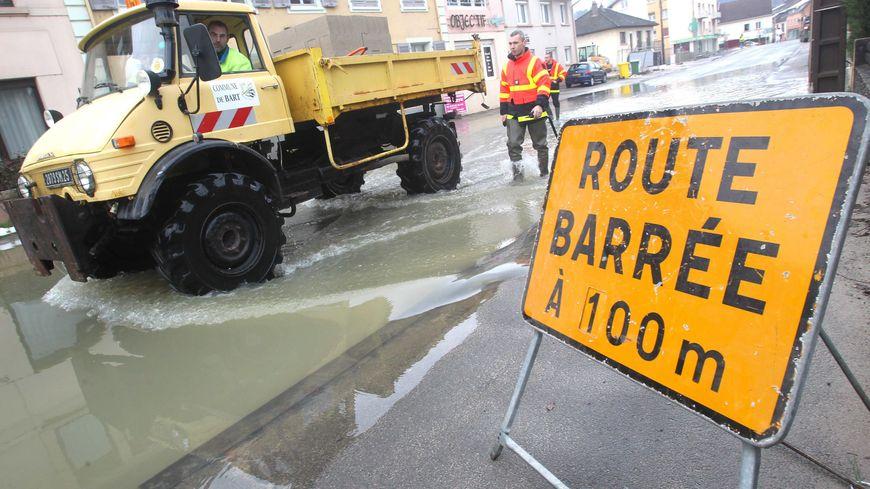 Soyez prudents sur les routes