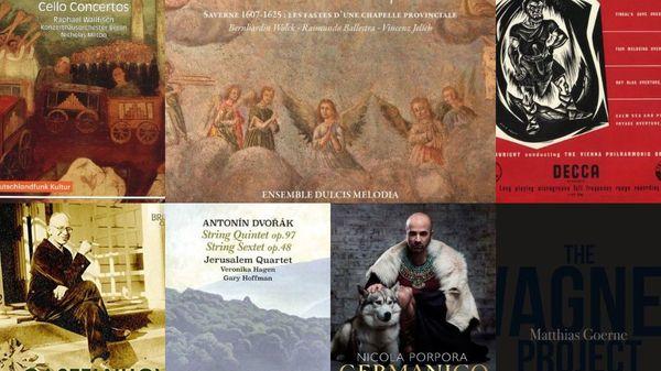 Actualité du disque : Dvorak, Wagner, Porpora...