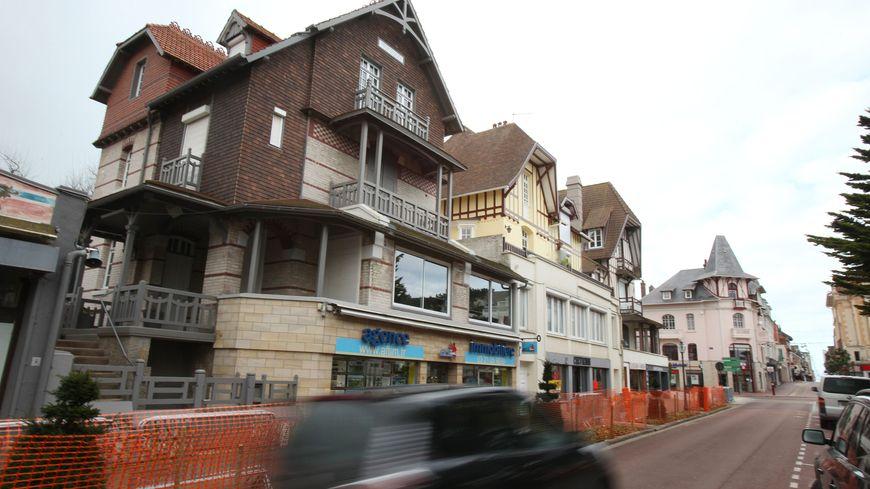 La villa Monéjan au Touquet, résidence secondaire du couple Macron, gardée 24h/24 par des CRS