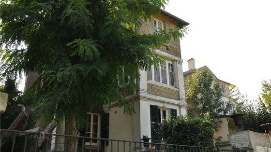 La maison de Bizet à Bougival