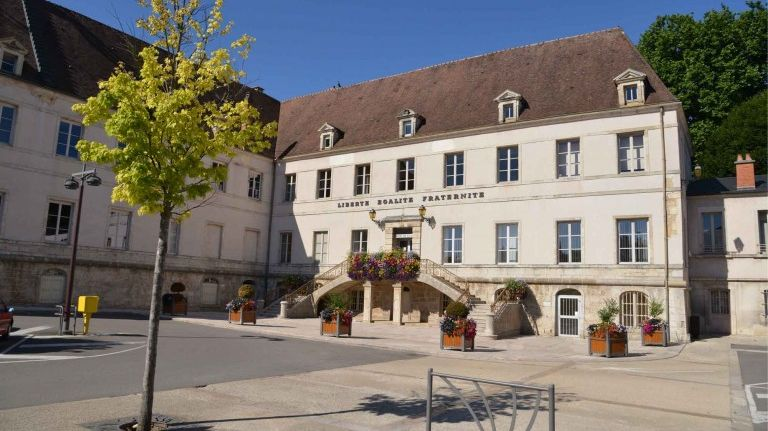 La mairie de Châtillon-sur-Seine (photo d'illustration)