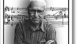 David Raksin (1912-2004) compositeur américain de musiques de films