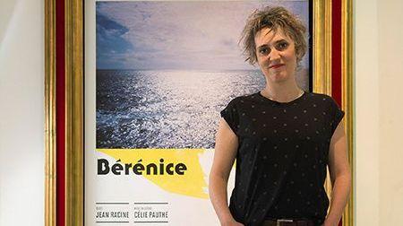 Célie Pauthe assure la mise en scène de Bérénice