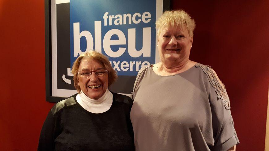 Josette et Colette veulent créer une laverie solidaire en Puisaye.