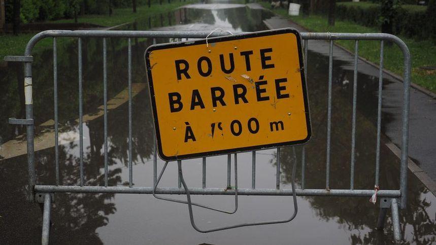 Les bords de Loire seront interdits aux véhicules jusqu'à nouvel ordre.