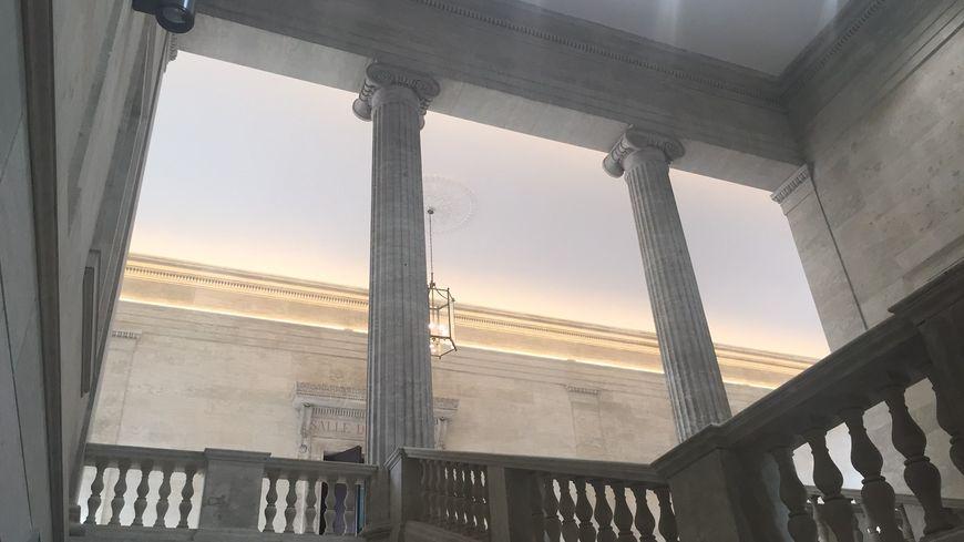 Le tribunal de Périgueux - illustration