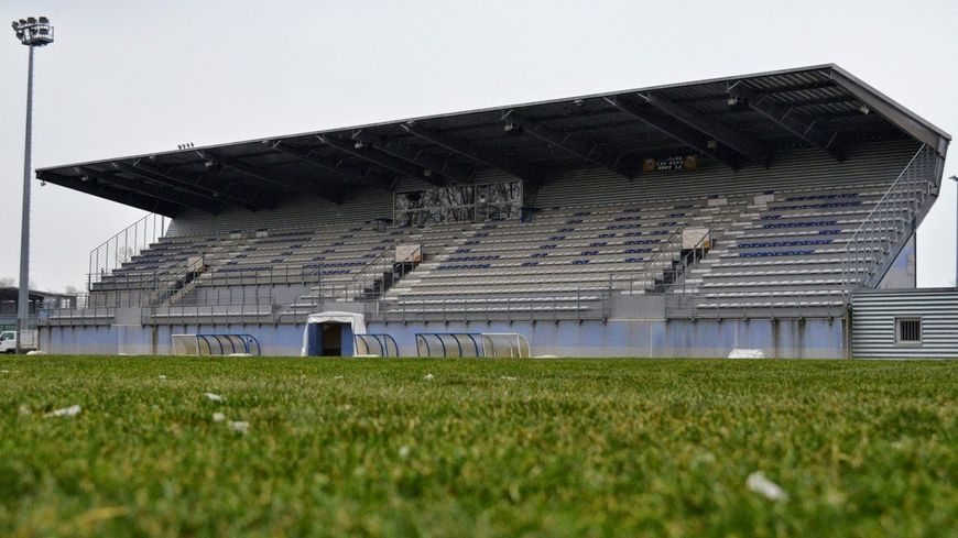 Le stade Hector Rolland de Moulins