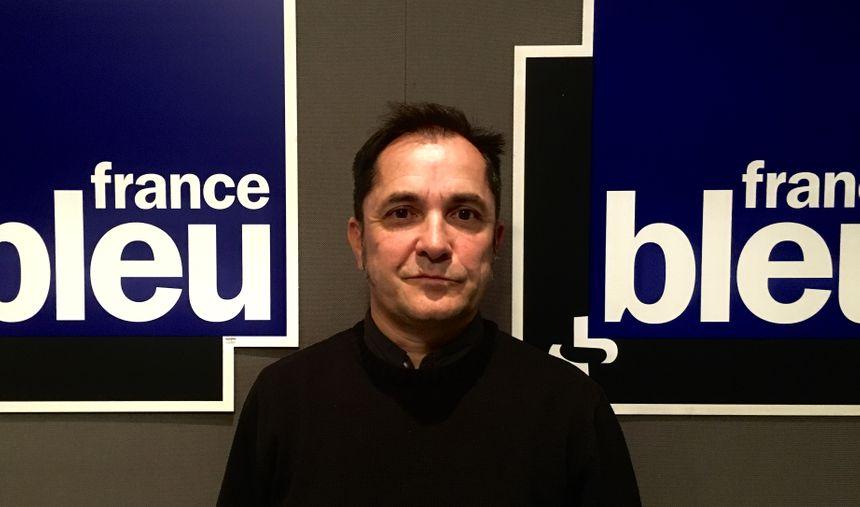 Alain Surget le président des Vieux Pistons Montois - Radio France