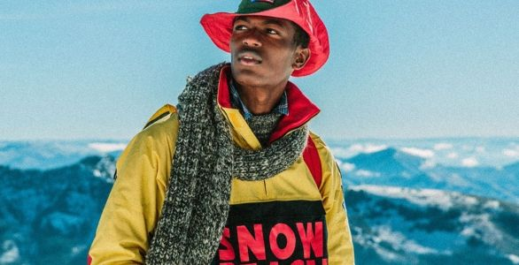 Ralph Lauren Ressort Sa Mythique Collection Snow Beach