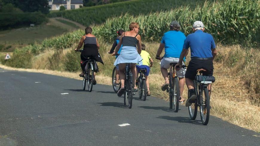 Le vélo en activité de loisir (photo d'illustration).