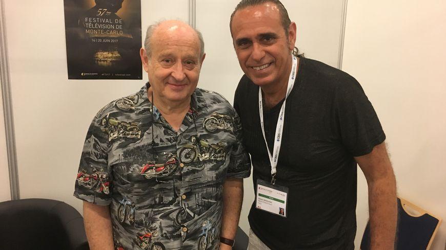 Michel Jonasz est l'invité d'Adrien Mangano dans l'émission on passe le weekend avec une star