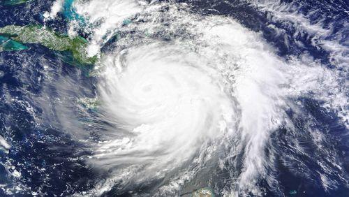 L'œil du cyclone