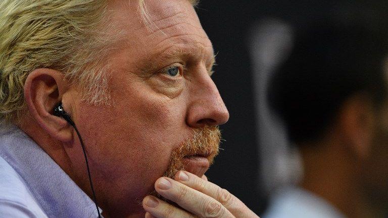 Boris Becker en 2017