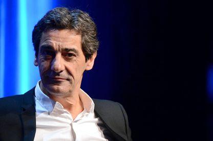 Serge Papin, le PDG du groupe de grande distribution Système U