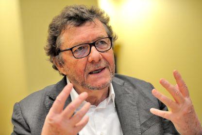 Le sociologue Jean Viard