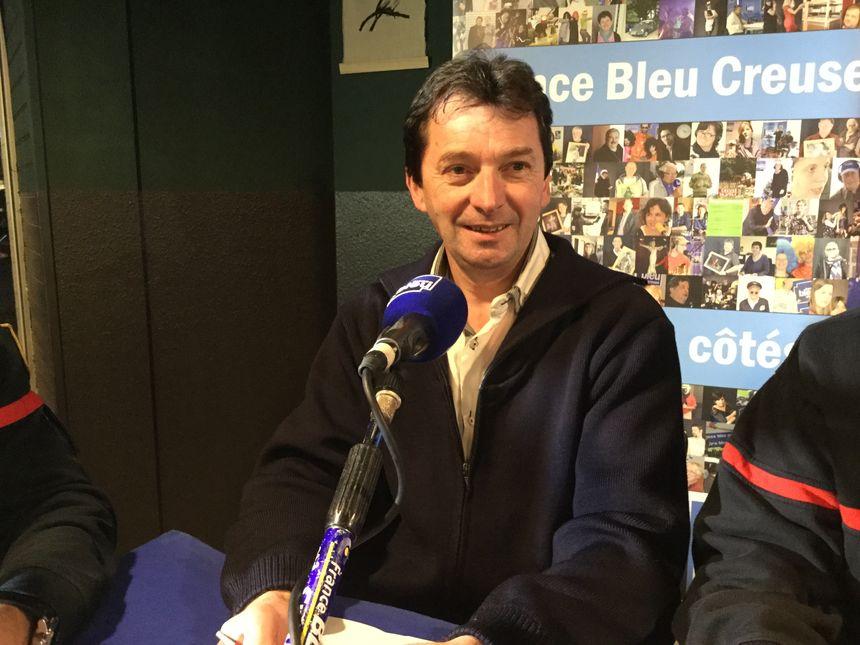 Laurent DAULNY, représentant du Conseil d'Administration du SDIS 23