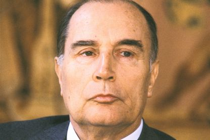 François Mitterrand en 1983