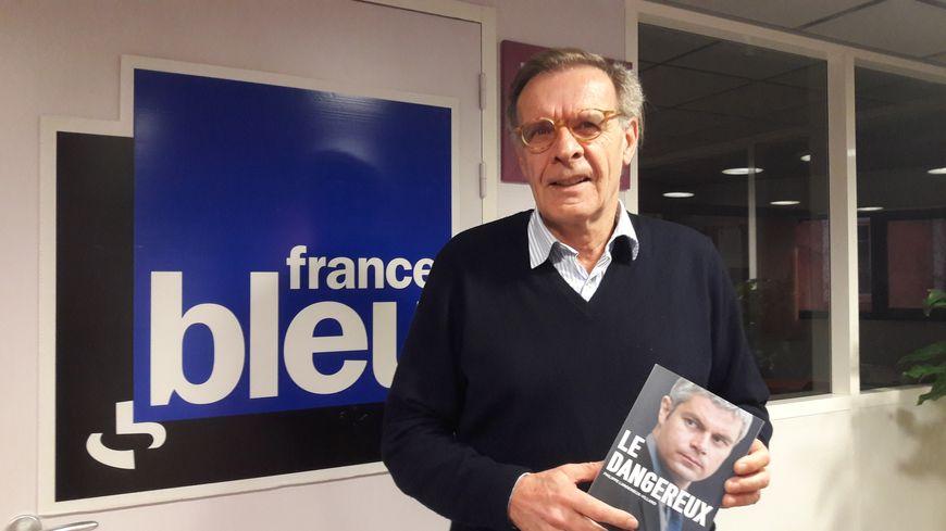 """Philippe Langenieux-Villard, maire d'Allevard (ex-LR) et auteur du livre """"Le Dangereux"""""""
