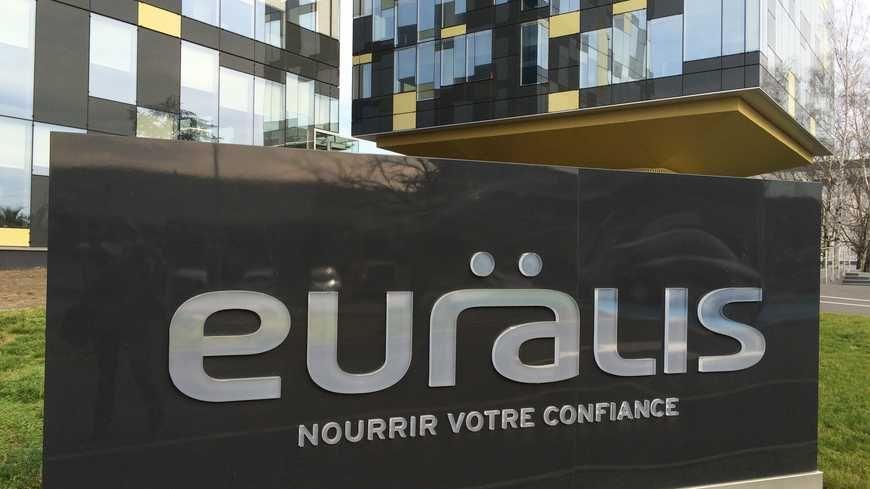 Le siège de la coopérative agricole Euralis à Lescar (Pyrénées-Atlantiques).