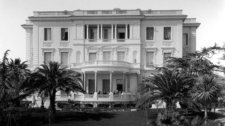 Nice - Villa Masséna