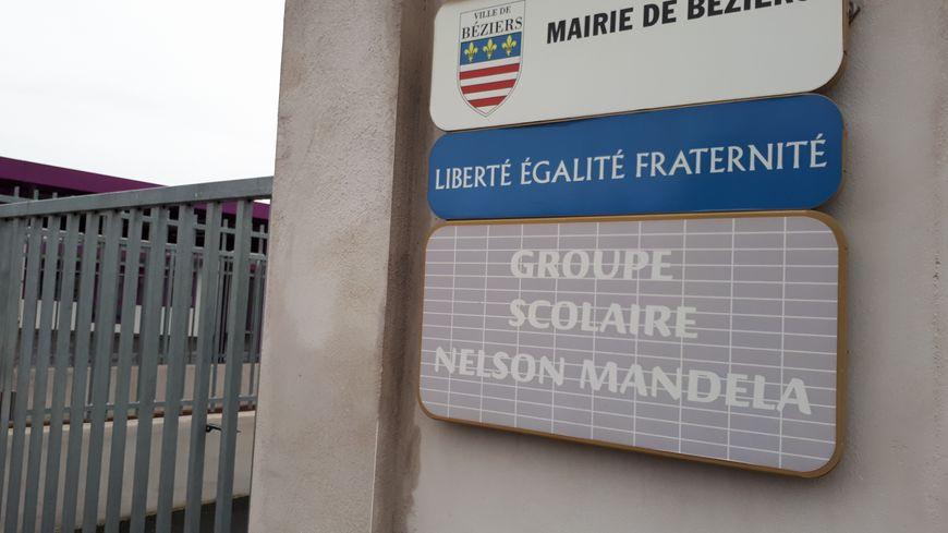 L'école Mandela de Béziers