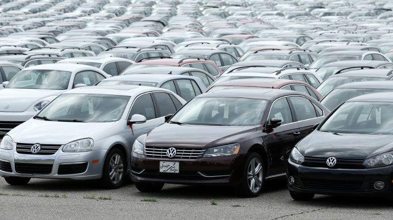 La part du diesel dans les immatriculations de voitures particulières neuves est tombée à 47,3% en 2017