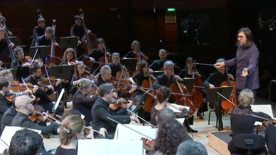 L'Orchestre philharmonique de Radio France joue la Symphonie n°7 de Dvořák et la Symphonie concertante pour vents de Mozart