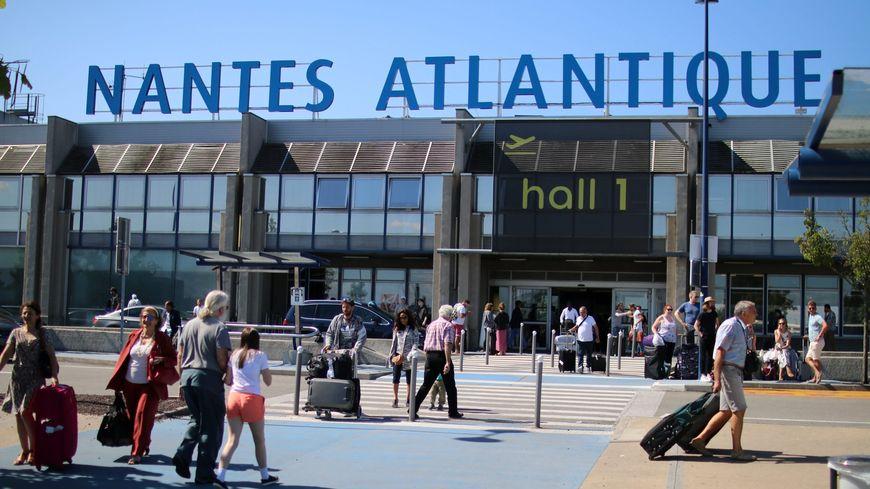 Nantes Atlantique, un des 35 aéroports gérés par Vinci