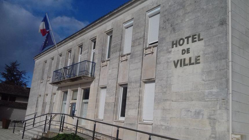 La mairie de Saint-Michel