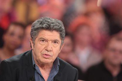 Lionnel Astier dans l'émission Vivement dimanche sur France 2