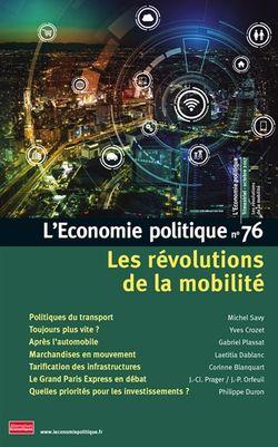 Les révolutions de la mobilité