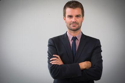 Bruno Julliard, premier adjoint à la mairie de Paris, en charge de la culture